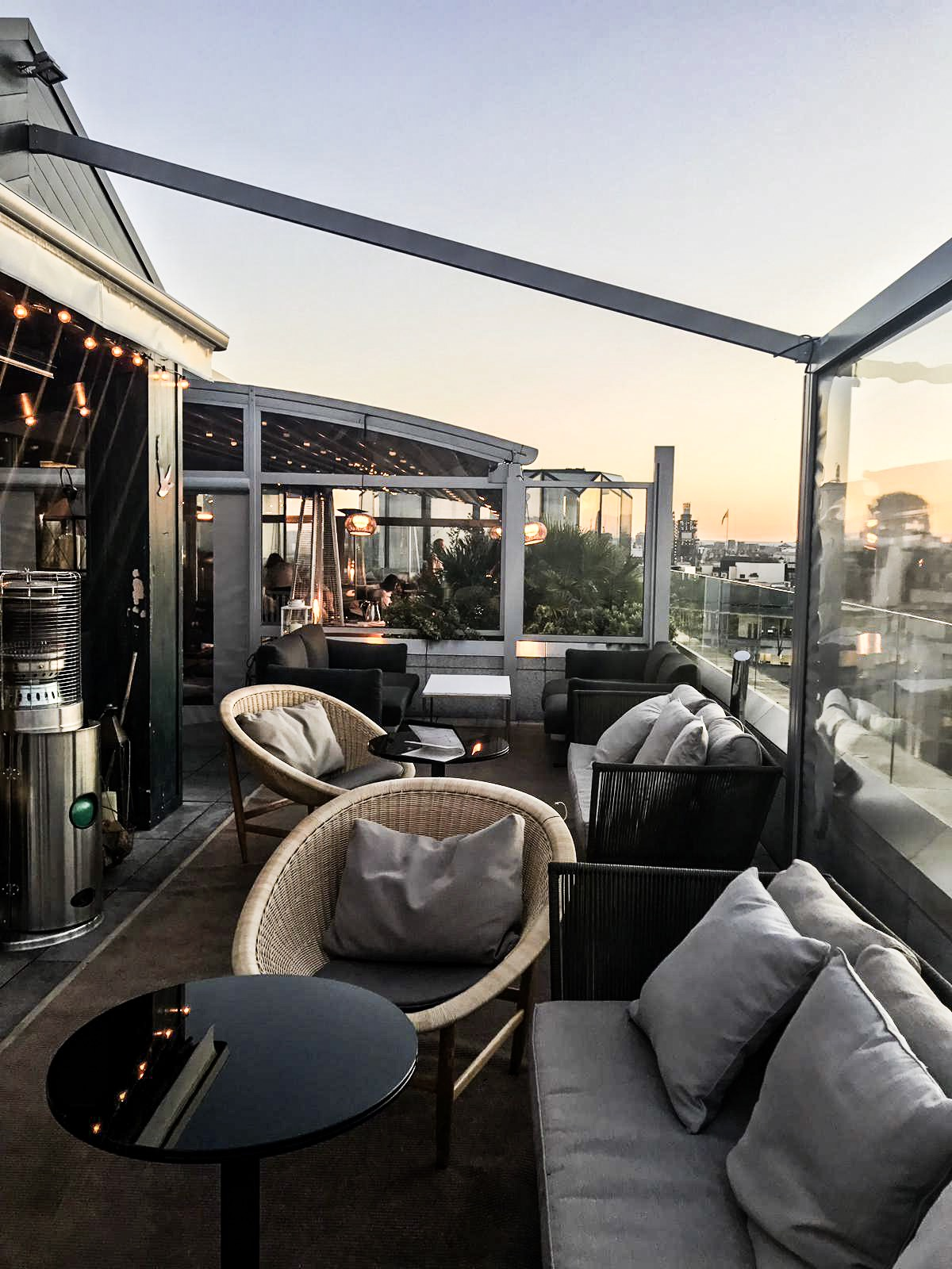 Our Favourite 5 Rooftop Bars in London - Pretty Little London